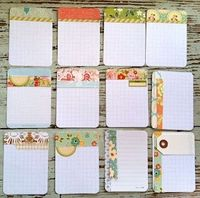 Mish Mash: Handmade Project Life Journaling Cards... love them!!!