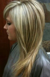 Natural Way To Add Strawberry Highlights To Hair