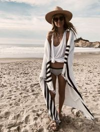 Perfect beach outfit 2017