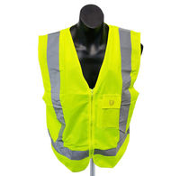 Traffic R Us #stocks Hi-Vis Safe-T-Vests which are a range of #high quality and high visibility #safety vests for #adults made specifically for #New Zealand standards.