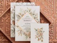 Here's how to commit your wedding style to paper.