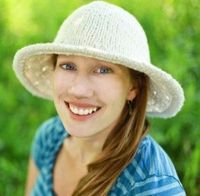 Cotton Sun Hat #pattern