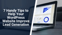 Here are 7 handy lead generation strategies for your WordPress website. They will help you improve lead generation to the next level.