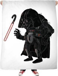 ROFB Senior Vader Fleece Blanket $65.00