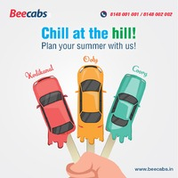 There is a whole world out there. Pack your backpack, your best friend and go. Explore all exciting tourist destinations in India.- #Beecabs Car Rental India.