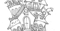 Halloween Coloring Sheets   Right click Halloween Coloring Page Graphic below toPrint!