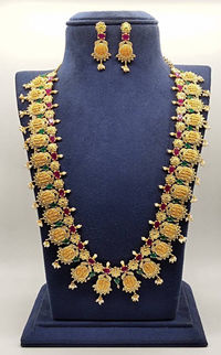 Beautifull Czs Ramparivaar necklace $110.00