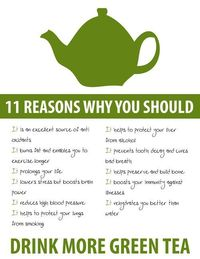 drink your green tea people!!