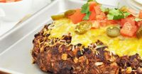 how to make southwestern taco meatloaf