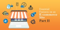 This is in continuation to Essential Features of an eCommerce Site Part I. I had discussed a few essential features in the previous part.