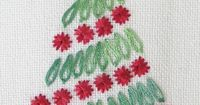Here you will find Winter Holiday and Christmas patterns for embroidery, using a wide variety of techniques and stitches.