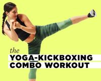 Get the moves to this crazy-intense workout!