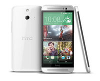 HTC One E8 Android smartphone price in Pakistan (Rs: 50,000, $480). 5.0-Inch (1080 x 1920) Super LCD3 capacitive touchscreen display, 2.5 GHz Quad-Core Krait 400 processor, 13 MP main camera, 5 MP front camera, 2600 mAh battery, 16 GB stor...