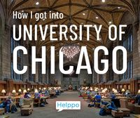How to Secure Admission in University of Chicago
