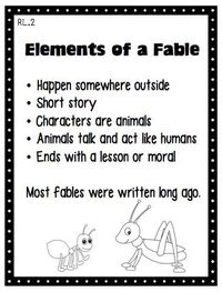 Fable Anchor Chart For Rl 2 3