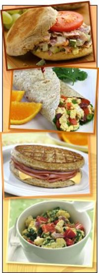 More than 30 super-easy breakfast recipes. No more excuses for skipping the most important meal of the day!
