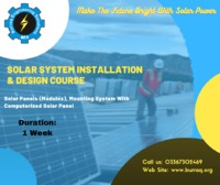 Burraq Engineering Solutions is providing practically electrical courses in Lahore. We offer PLC course, SOLAR SYSTEM Installation and DESIGN COURSE, ETAP course, DIALAX course, Panel FABRICATION course, VFD course, ADVANCED Course Panel, SWITCHERGEAR des...