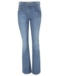 fcuk Bicky Jeans High Waisted Boot Cut Fit And Flare Jeans With Double Pocket, And Stitch Detail http://www.comparestoreprices.co.uk//fcuk-bicky-jeans.asp