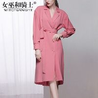 Office Wear Vogue Spring 9/10 Sleeves Coat - Bonny YZOZO Boutique Store