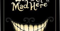 cute halloween door sign~Cheshire Cat