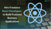 Hire Freelance React Developers to build featured business applications  https://www.chapter247.com/reactjs-development-services/