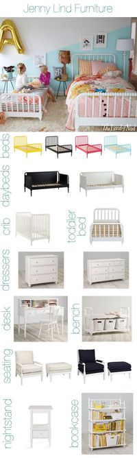 If your little one is done with the crib before they're ready for a twin size bed, a toddler bed is a great alternative. They accommodate a standard crib mattress, which means they also work with your existing crib bedding. And, they're close to t...