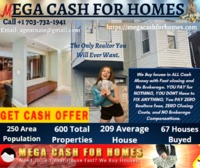 We Buy house in ALL Cash Money with Fast closing and No Brokerage. That's right YOU PAY for NOTHING, YOU DONT Have to FIX ANYTHING, You PAY ZERO Realtors fees, ZERO Closing Costs, and NO Brokerage Compensations. This WILL SAVE you TENS of THOUSANDS ...