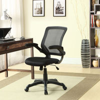 Veer Mesh Back / Vinyl Seat Office Chair in 8 Different Amazing Colors