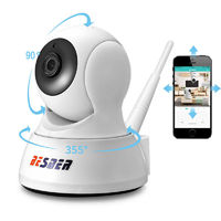 BESDER HD 1080P 720P WIFI Security IP Camera Two Way Audio Wireless Night Vision CCTV Camera Baby Monitor