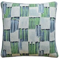 Lyre Pool Throw Pillow $260.00