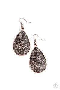 PRE-ORDER Paparazzi Tribal Takeover-copper $5.00