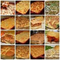 Top 16 Casseroles | The Cookin' Chicks