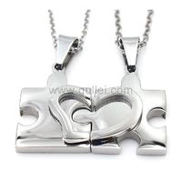 Puzzle Piece Relationship Engraved Necklaces https://www.gullei.com/puzzle-piece-relationship-engraved-necklaces.html