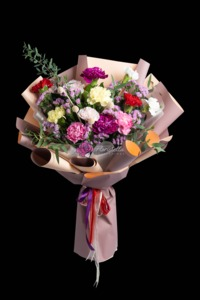 Candy Rush Bouquet by Floristella Philippines | Same day free flower delivery in Philippines.
