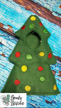 Elf Christmas Tree Costume