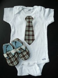 For boys, but my baby girl could rock these with a cute skirt fab hair bow.