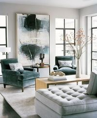 What can you do to make your home look more expensive? Image ElleDecor What is it about those homes that look elegant, timeless and well, more expensive? It's r