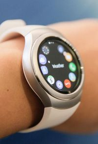 Samsung's latest Tizen-based wearable is as smart as it is attractive.