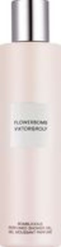 Viktor and Rolf Flowerbomb Shower Gel 200ml A light, cleansing shower gel with a full-bodied floral scent. Full-bodied and opulent, Flowerbomb is a floral explosion, a profusion of flowers that has the power to make everything seem more positiv http://www...