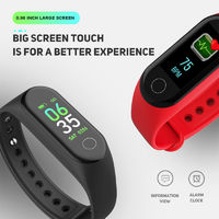 XANES R8 0.96'' Color Screen IP67 Waterproof Smart Watch Heart Rate Monitor Call Reminder Anti-lost Sports Fitness Bracelet