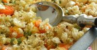 Mixed Vegetable Casserole from Food.com: Another recipe I got from my mother. My mother would always make this to take for a potluck gathering or serve as a side dish for family dinners. When I make this I leave out the celery. ALWAYS a hit!