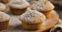 Pumpkin Muffins, via Flickr.