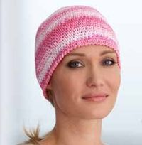 Show your support and crochet a chemo cap for those who have passed or survived breast cancer. This free crochet pattern says a million words. This pink cap spe
