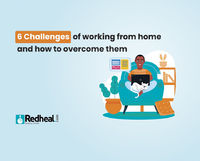 2020 officially brought in the work from home culture and with it many lifestyle ailments. Check our latest blog to understand the challenges of working from home and how to combat it.