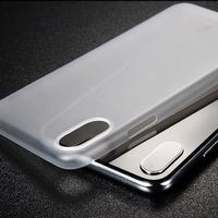 Smooth Matte-Finished iPhone X Case $19.99