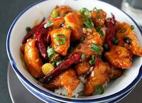 17 Chinese Take Out Recipes to make at home, these are SO GREAT! General Tso's Chicken featured in picture via HuffPost Taste