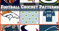 It's football season! Show your pride for your favorite team this year by crocheting an afghan with your team's logo. So sit back, relax, and crochet during the commercials this year so you can make the best football crochet afghan ever. All of yo...