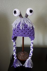 Posts Similar To Crochet Baby Toddler Monsters Inc Boo Disguise Hat With Earf Juxtapost