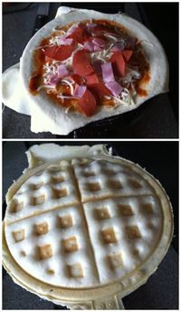 17 Unexpected FoodsYou Can Cook In A Waffle Iron. Mind blown.