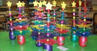 "Threaded star trees ("",)"